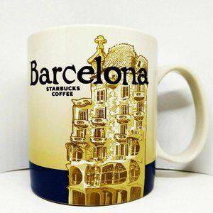 Starbucks Mug Barcelona Global Icon City Series
